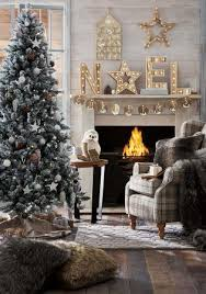 Xmas Home Decorations Best 25 Christmas Interiors Ideas On Pinterest Scandinavian