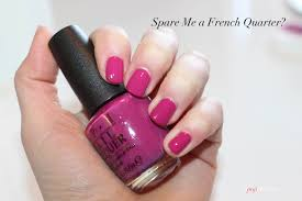 show me your tips opi new orleans collection for spring summer