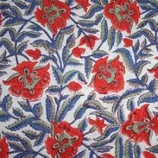 hand block printed duvet cover fabric mohari jaipur id
