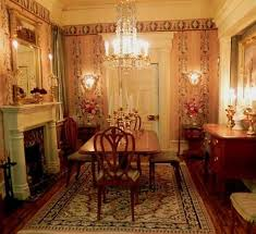 Victorian Dining Room 34 Best Victorian Dining Room Images On Pinterest Victorian
