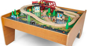 imaginarium train set with table 55 piece toysrus imaginarium 55 piece train set and table only 39 99