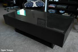 ikea glass top coffee table with drawers great glass coffee table ikea quick coffee table update facil