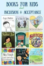 books for about inclusion and acceptance