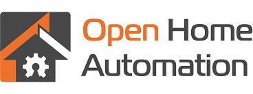 home automation logo design home