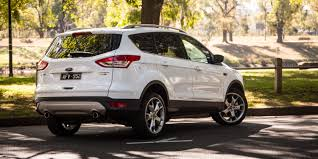 ford troller 2016 2016 ford kuga titanium review caradvice