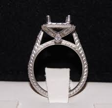 halo engagement ring settings only best 25 ring settings only ideas on engagement ring