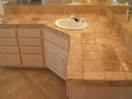 How To Install Bathroom Vanity by Bathroom Decoration Glass Tiled Bathroom Vanity Tops Tile