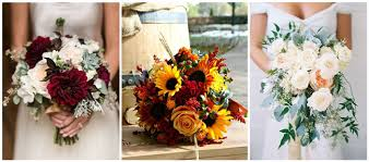fall bridal bouquets 26 prettiest fall wedding bouquets to stand you out
