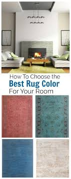 how to choose a rug tips on how to choose the best rug color for your space rugknots