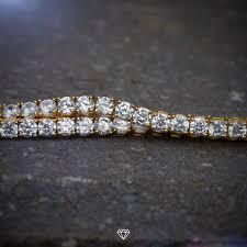 bracelet gold diamond tennis images Diamond tennis bracelet 3mm gold city shop JPG