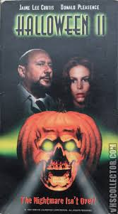 halloween ii halloween ii vhscollector com your analog videotape archive