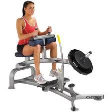 cybex seated calf gym source