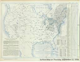 Zip Code Map Boston by Nws Boston The Great Hurricane Of 1938