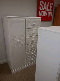 White Bedroom Tallboy White Bedroom Set Tallboy Chest Of Drawers And Bedside Cabinet