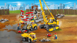 lego city jeep construction workers remake lego com