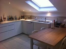 cuisine sous pente cuisine sous pente fentre de toit cuisine exclusive cliquez ici