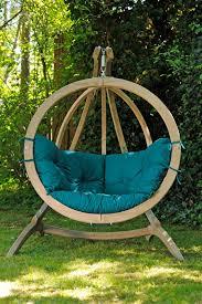 globo green single hammock chair and stand set top 10 hammocks