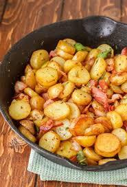 Genial Application Recette De Cuisine Un Succès Garanti Voici Les Pommes De Terre Grelots Et Bacon