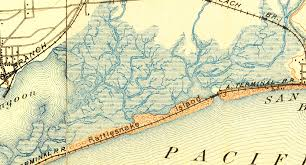 Cal Poly Pomona Map History L A Creek Freak