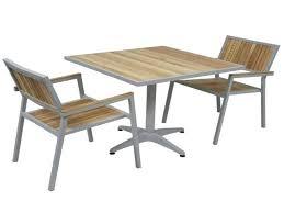 table avec chaise encastrable table de jardin avec chaise encastrable table et fauteuils de
