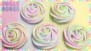 rainbow rose meringue cookies rainbow meringue cookies rainbow