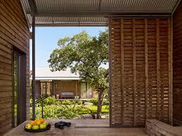 house porch porches lake flato