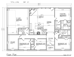 Home Design 40 60 by Fans Metal Building Home In Edom Texas 10 Pictures Floor Plan 4