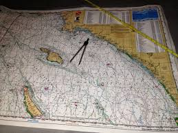 Sailing Alone Around The World Map by Captain Curran U0027s Sailing Blog Sailing To Catalina Island