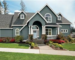 Small House Exterior Paint Schemes by Awesome Best Color To Paint House Exterior In Colors Set Pool