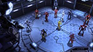 Iron Man House by House Party All Iron Man Raid U2014 Marvel Heroes Omega