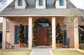 Christmas Decorations For Outside Door by Outside Home Decor Zamp Co
