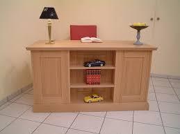 Moderner Schreibtisch Schreibtisch Mit Buchnische Bzw Regal In Der Rückseite Ein