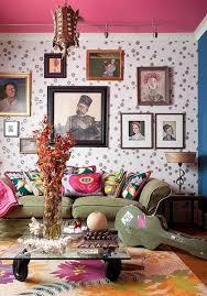 Bohemian Interior Design by Bohemian Interior Boho Style Global Decor