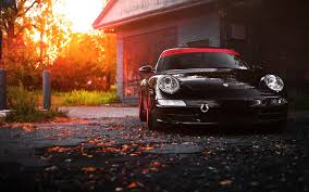 black cars wallpapers black porsche 911 wallpaper hd car wallpapers