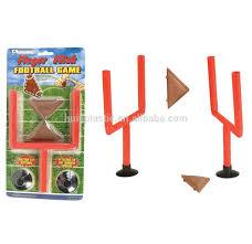 custom plastic rugby desktop football game diy table football game