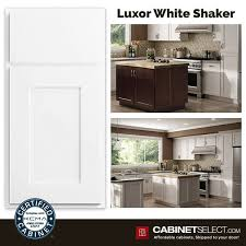 where can you buy cheap cabinets buy luxor white kitchen cabinets rta cabinets by cabinetselect
