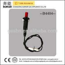 Gas Fireplace Lighter by B4404 Gas Fireplace Parts Ignition Wire And Electrode With Push