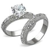 trio wedding sets wedding ring sets walmart
