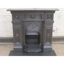 victorian fireplace original antique edwardian victorian