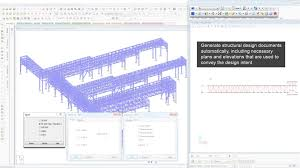 3d structural analysis and design software staad pro