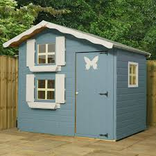 10 X 6 Shed Homebase by Winchester Snowdrop Double Storey Playhouse U2013 Next Day Delivery