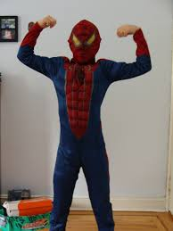spider man light up costume review from halloweencostumes com i
