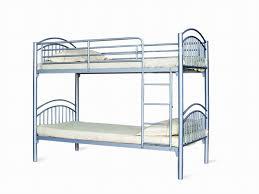 3ft Bunk Beds Lynton 3ft Single Metal Bunk Bed Splits Into 2 Beds