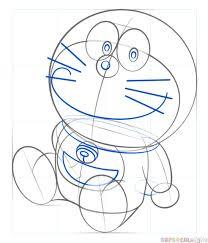 tutorial gambar kepala doraemon doraemon image for drawing wallpapergenk