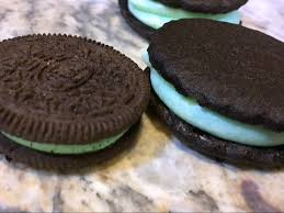 homemade mint oreos sugar and spice