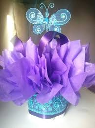 butterfly centerpieces extraordinary butterfly baby shower decoration like this item