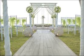 7 gorgeous wedding altar decorations that aren t any ordinary backdrop