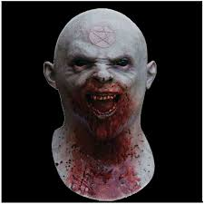 nightwalker latex mask halloween mask mad about horror