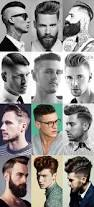 dramatic men u0027s hairstyles with disconnected sides u0026 longer length
