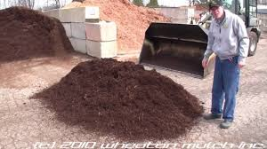 How Much Does A Cubic Yard Of Gravel Cost Wheaton Mulch Inc Dumping Two Yards Of Mulch Video Overview Youtube